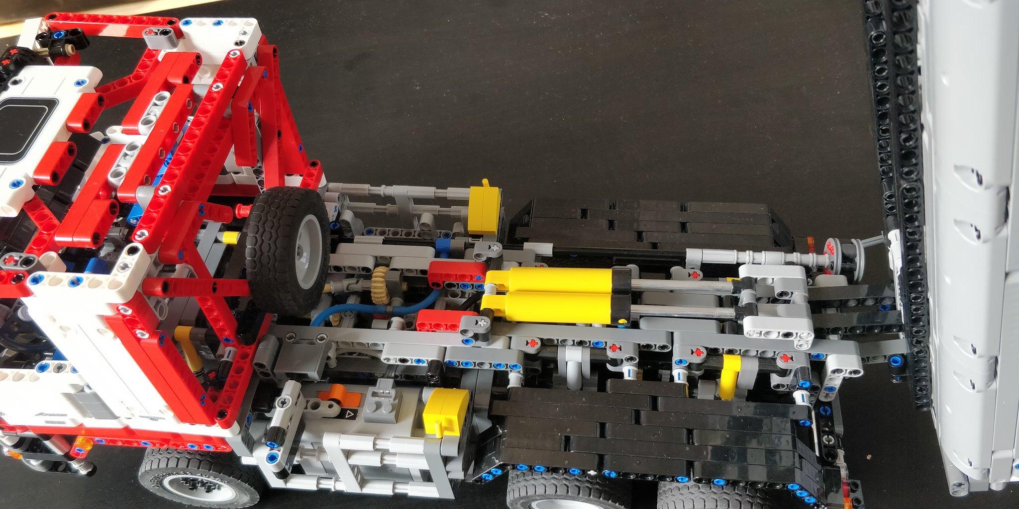 lego technic 42043 c model instructions pdf