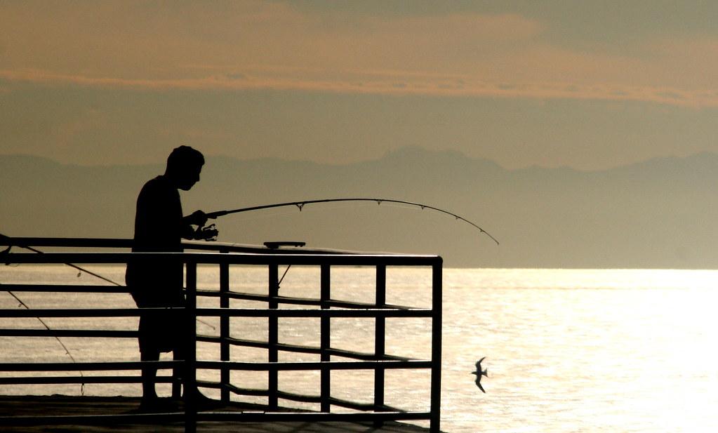 fishing | huntington beach pier | robert pitt | Flickr