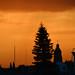 Evening Sky in Querétaro (7) por Carl Campbell