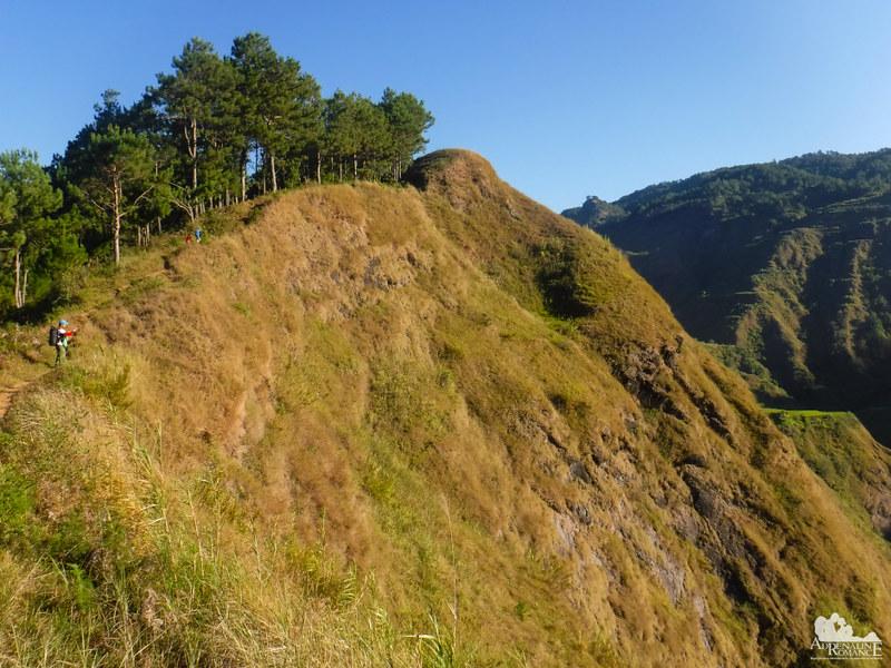 Dangerous cliff