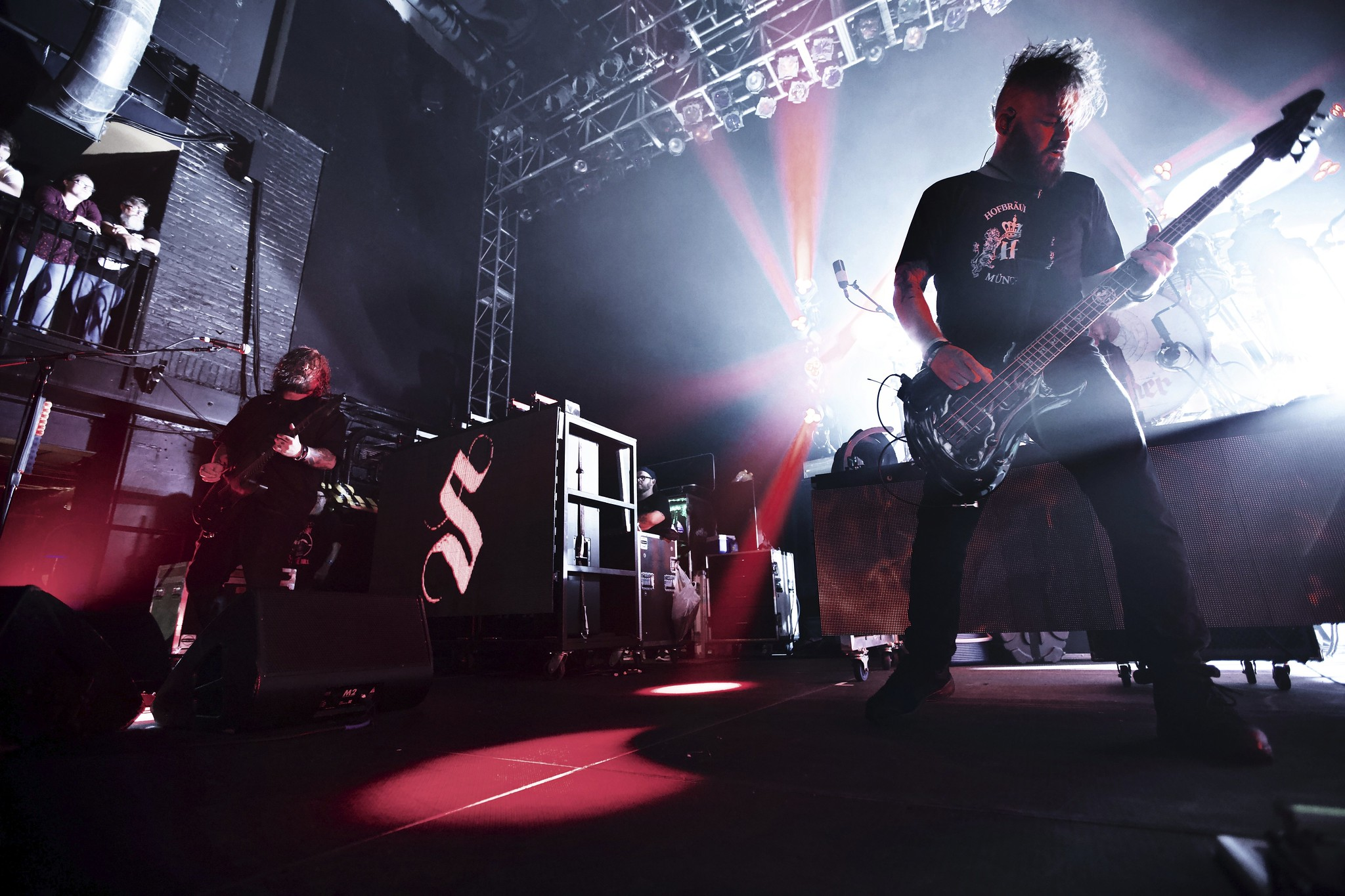 Seether at Rams Head for Parklife DC