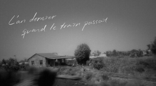 Last Year When the Train Passed by