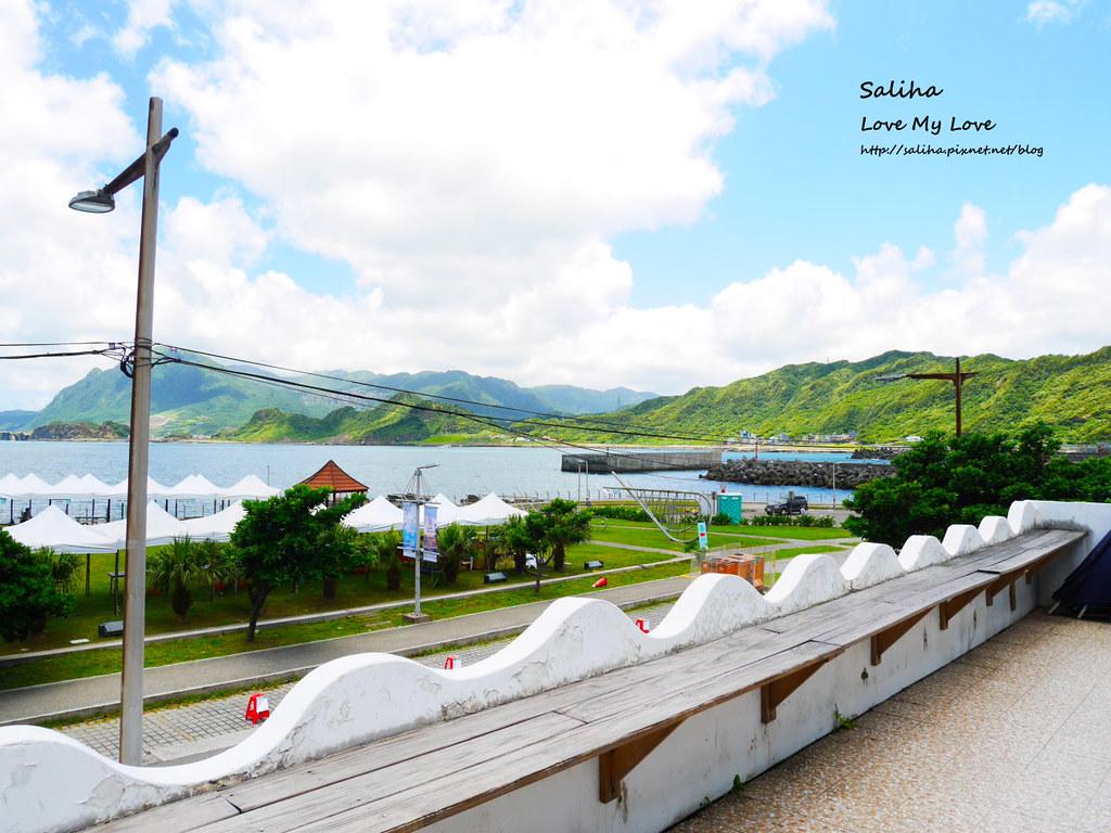基隆八斗子潮境公園忘幽谷附近海景餐廳希臘天空景觀餐廳 (11)