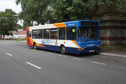 Stagecoach South 35257 GX56OGH