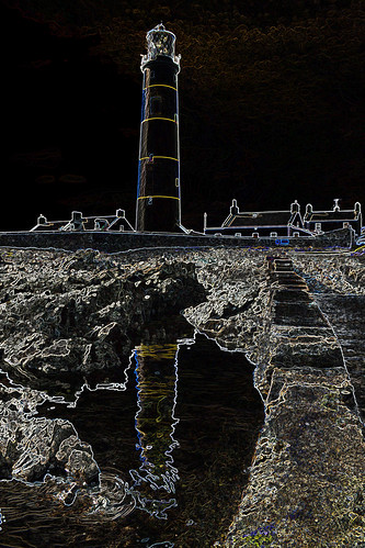 St John's Point lighthouse {explored}