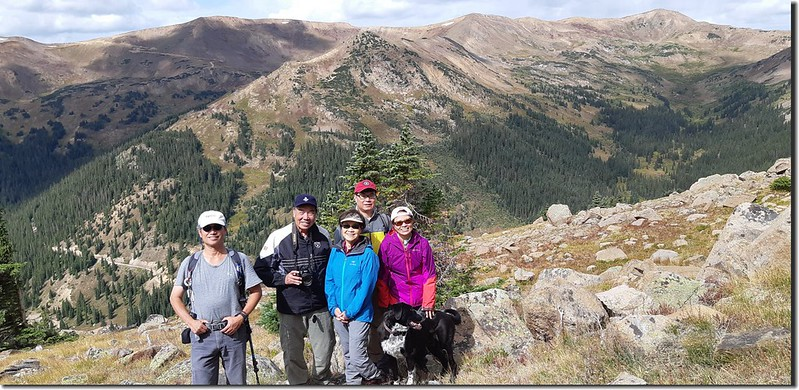 Taken from Continental Divide Trail