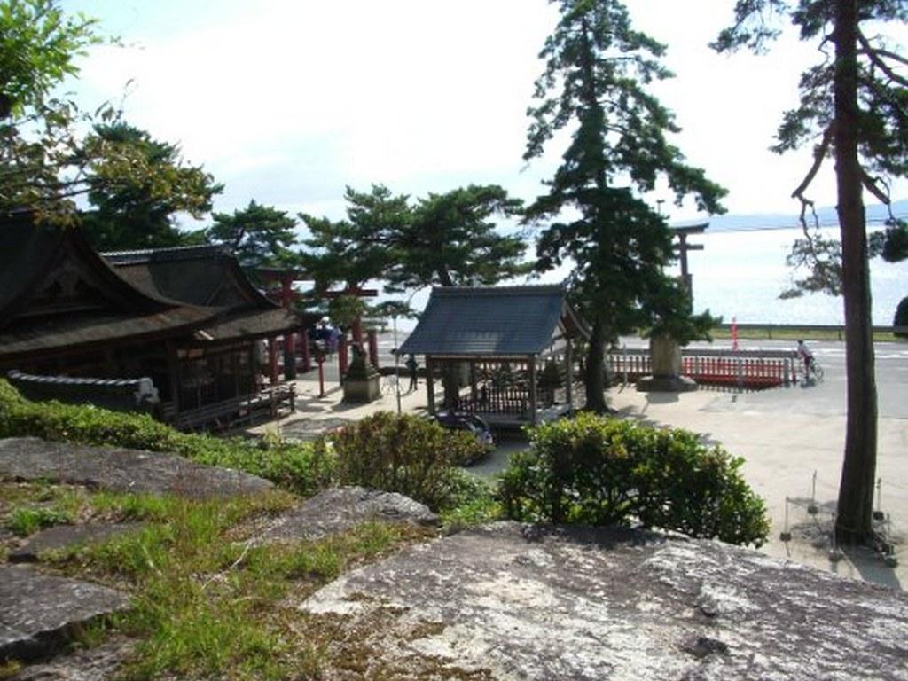 Shirahige Jinja