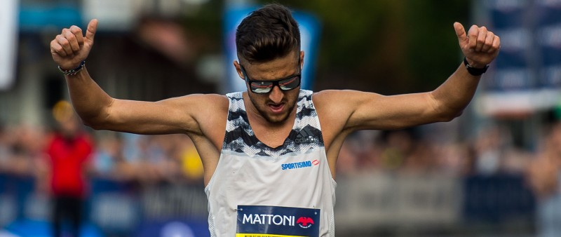 V Ústí nejlepším Čechem v půlmaratonu Homoláč