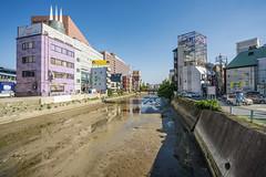 Sumiyoshi river