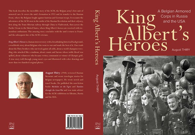 King Albert's Heroes cover