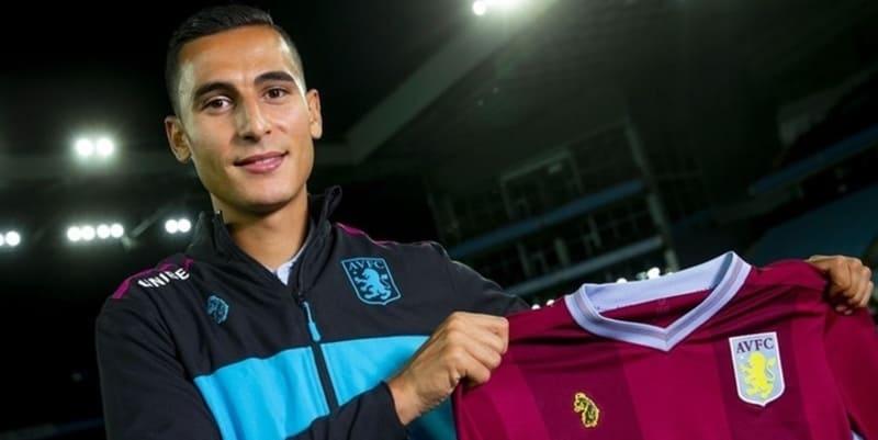 Aston Villa menandatangani El Ghazi dari Lille