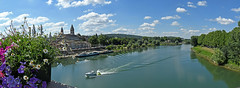 Tournus Panorama 180629_2.jpg - Photo of Mancey