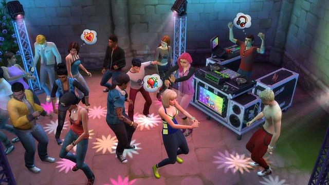 The Sims 4 Junte-se à Galera Chegando aos Consoles