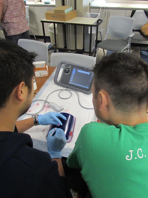 IV Training