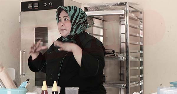 reymetal produsen kitchen set usaha bakery