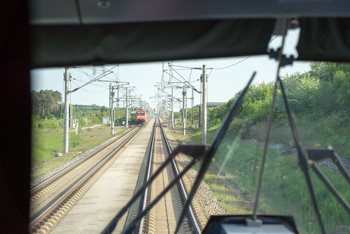 München-Nürnberg-Express erreicht Allersberg