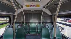 Arlington Transit ART 2017 New Flyer Xcelsior XN40 #5283