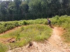 2018 Bike 180: Day 127 - Berm Trail at Wakefield Park