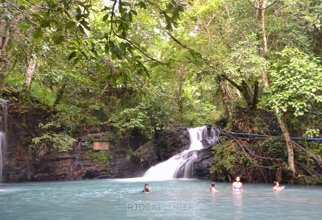 concepcion falls busuanga day tour