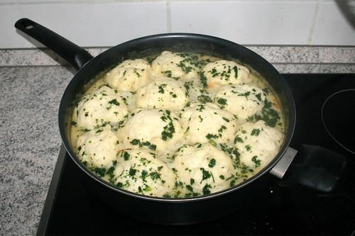 58 - Klößchen aufgegangen / Bloated dumplings