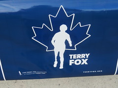 Terry Fox Run Logo 2018 (Sept 2018)