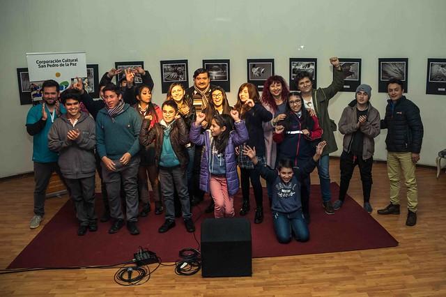 Festival Estudiantil de bandas y voz 2018 Día 1
