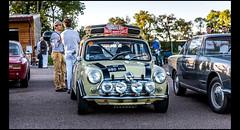 Austin Mini Cooper S - Photo of Courmont