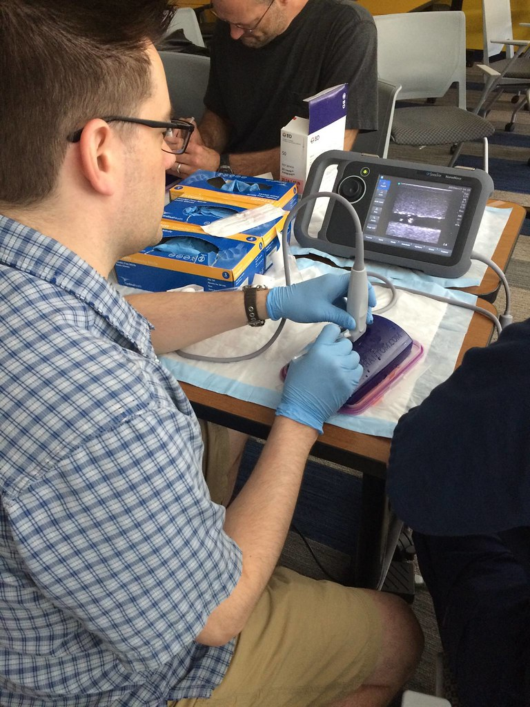 Ultrasound Guided IV Training