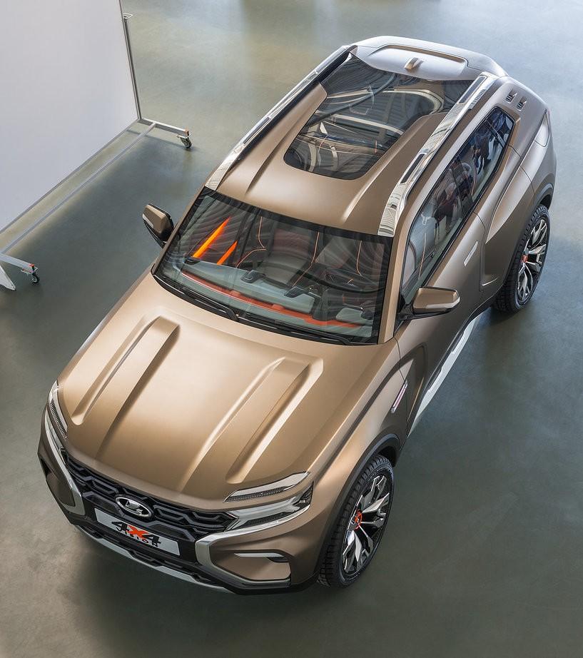 Lada 4x4 Vision Concept 15