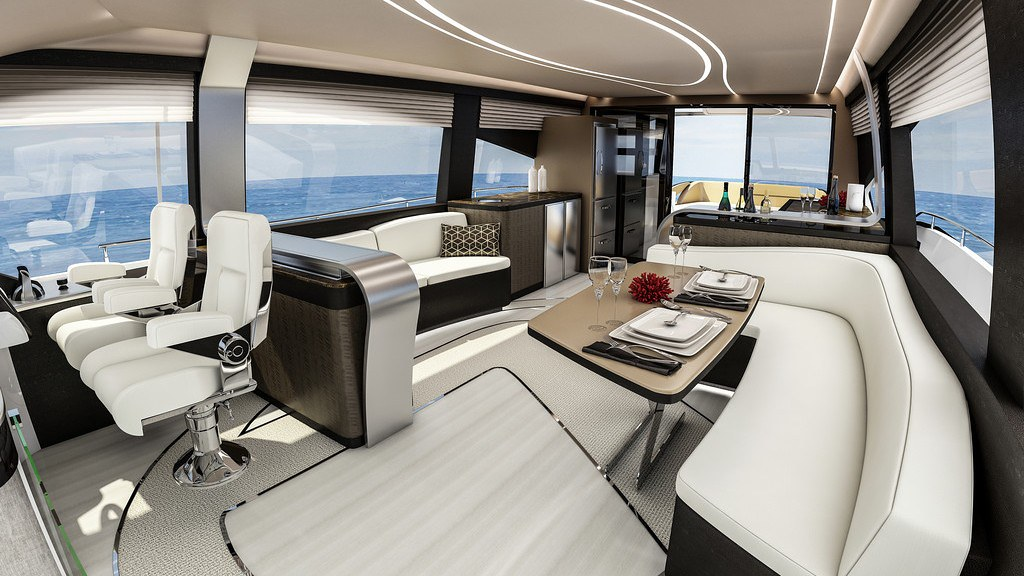 Lexus луксузна јахта 4