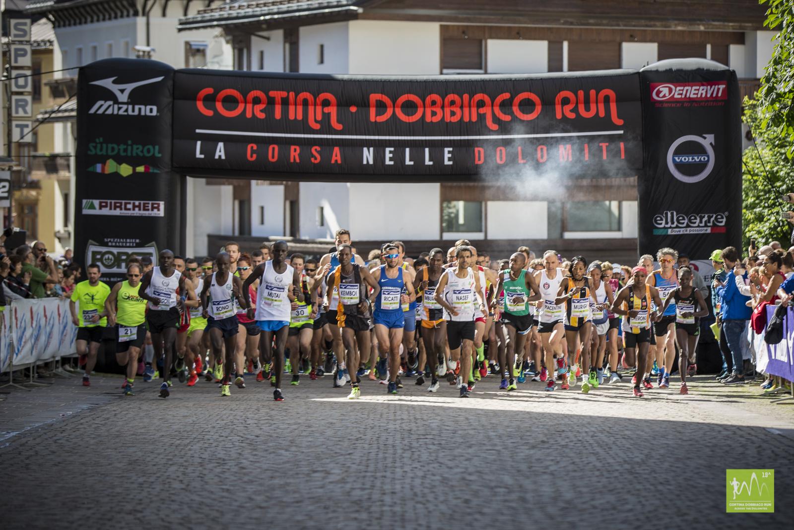Cortina Dobbiaco Run 2018