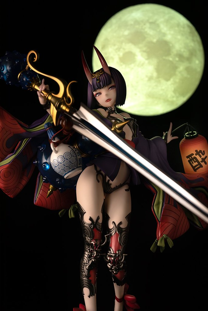 《Fate/Grand Order》Assassin/Shuten-Douji 1/7 Scale Figure by quesQ