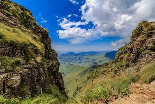 Beautiful Mountain hike