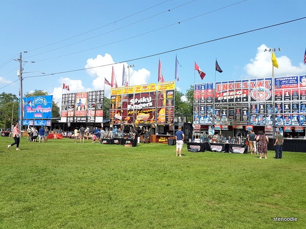 Stouffville County Ribfest ribbers