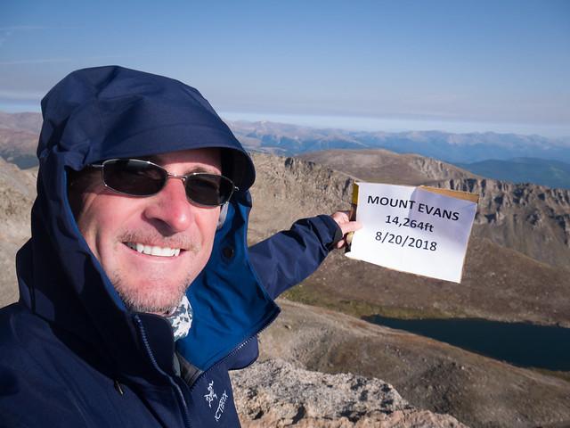 Mount Evans - 14,264 feet
