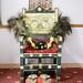 Akan throne by 10b travelling / Carsten ten Brink