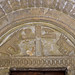 Beckford, Worcestershire, St. John the baptist, south entry, tympanum