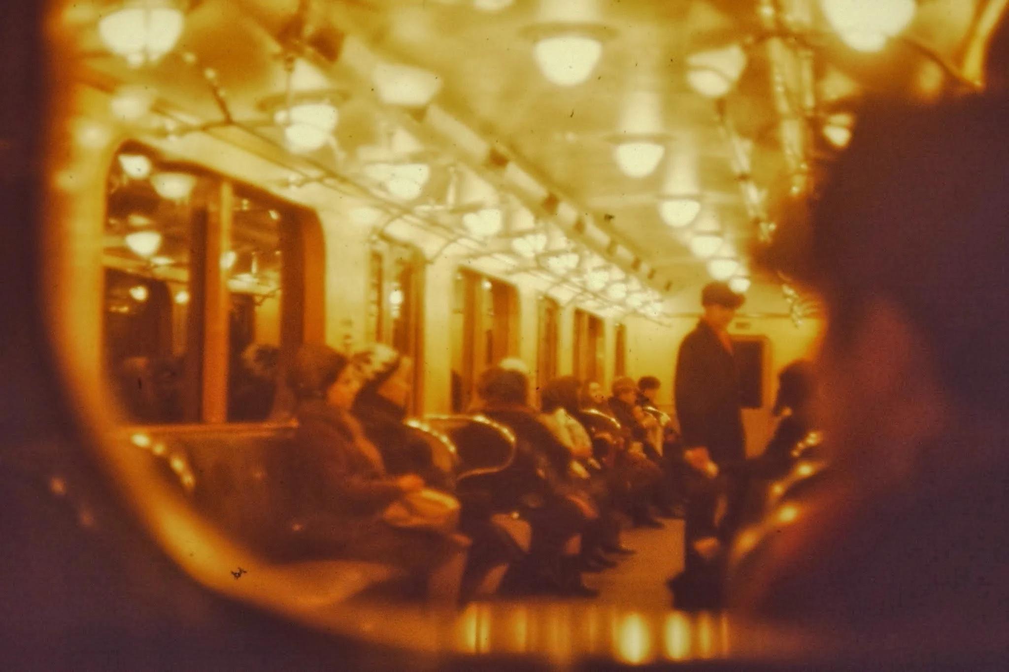Метрополитен, метро, которое находится на глубине сто метров в болотистой местности