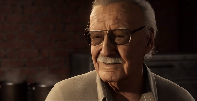 Marvel's Spider-Man - Stan Lee