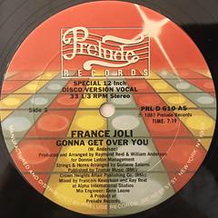 FRANCE JOLI:GONNA GET OVER YOU(LABEL SIDE-A)