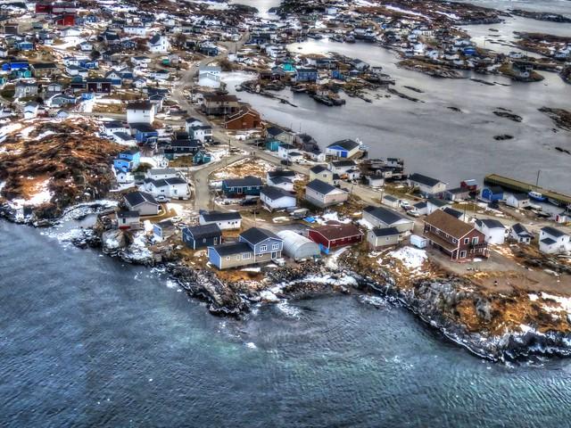 Isle aux Mort, Newfoundland