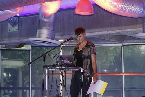 Cátedra Global 2018 - Sound Writing: Sonido, cuerpo y texto