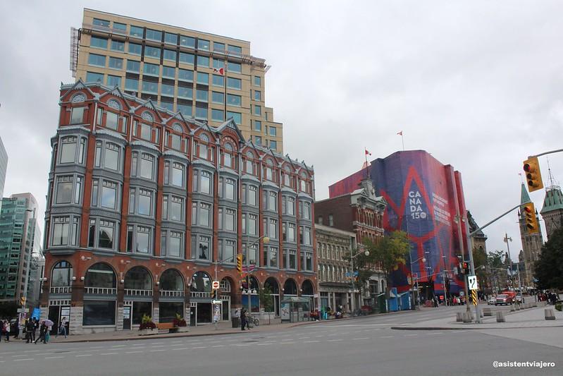 Ottawa Scottish Ontario & Central Chambers