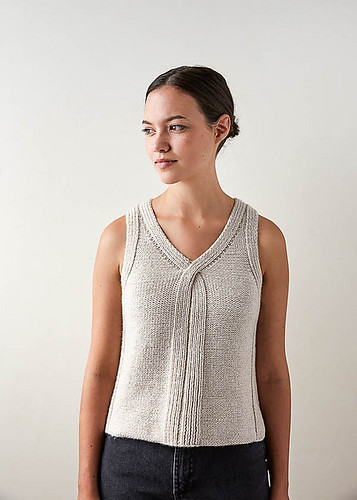 Criss Cross Top by Purl Soho