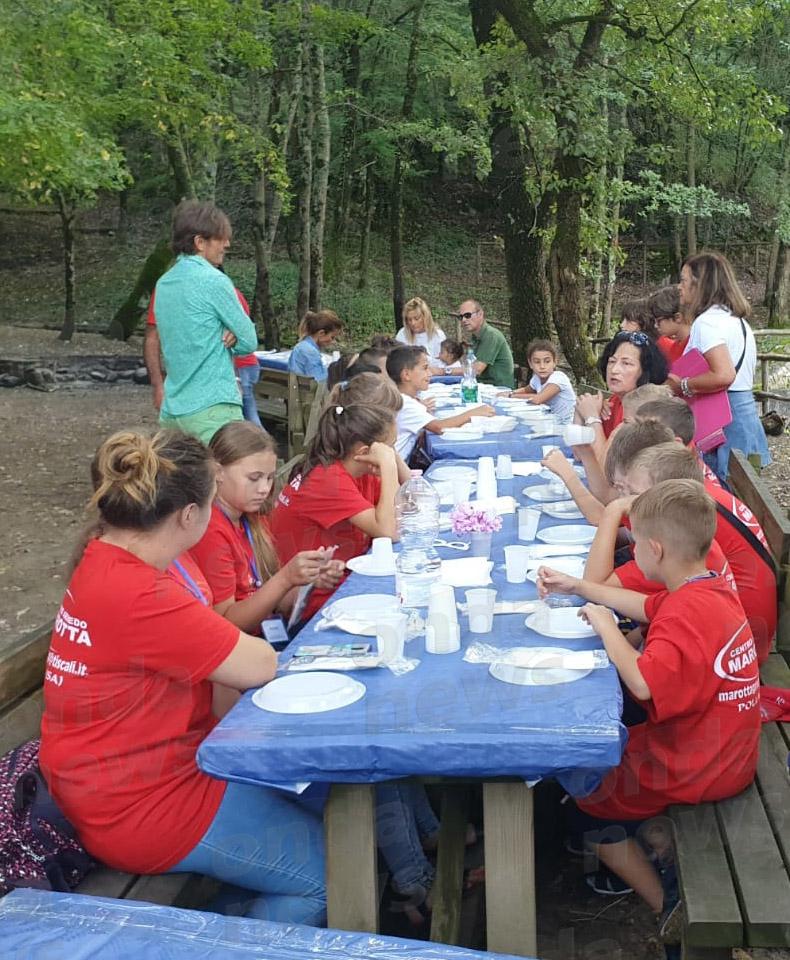 pranzo bambini bielorussi mulini 15-09-18