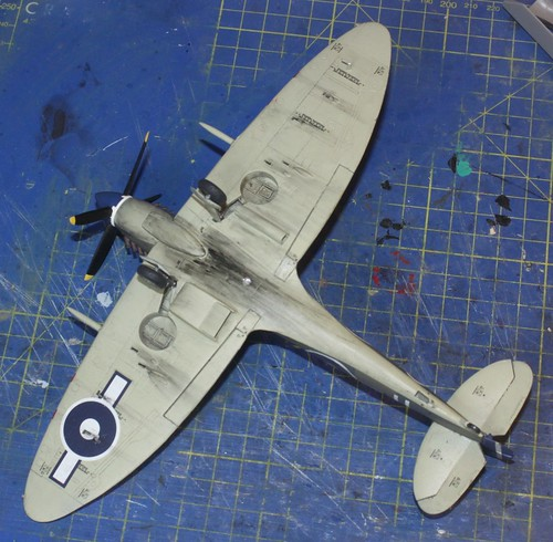 Seafire Mk.III, Airfix 1/48 - Sida 4 43801703135_8f5022e081