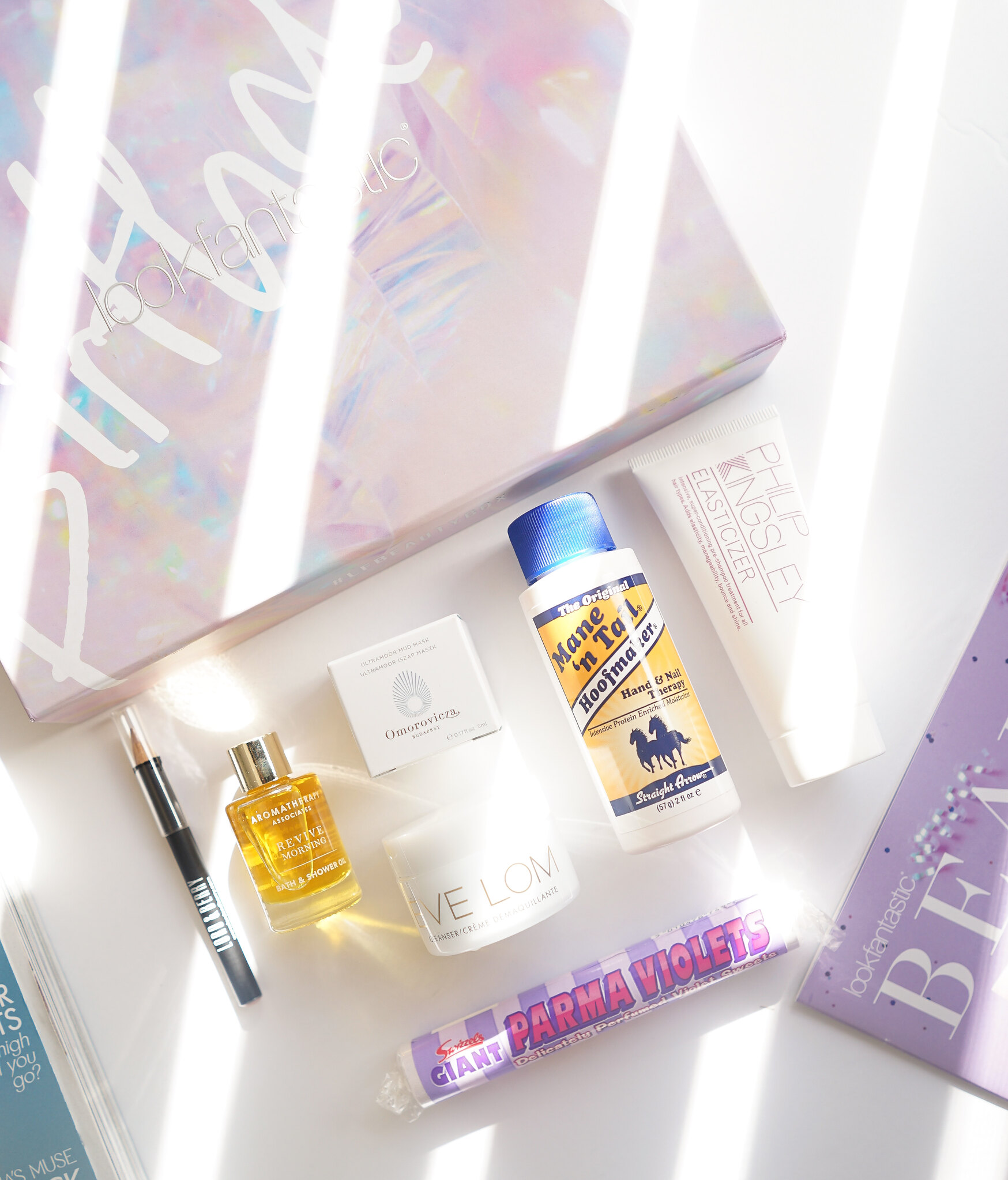 lookfantastic, beauty box, omorovicza, eve mom, Philip Kingsley, luxury beauty, BBLOGGER,, mom blog, mommy blogger