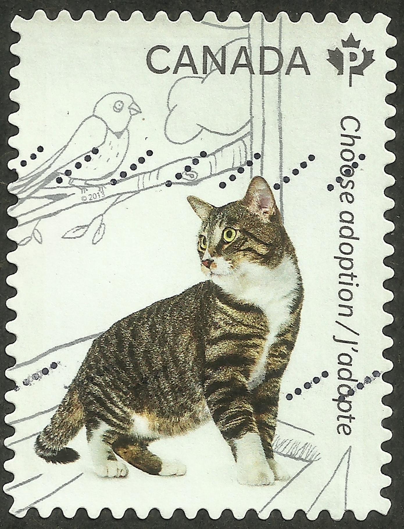 Canada - Scott #2637 (2013)