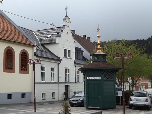 Paracelsushaus, Bad St. Leonhard im Lavanttal, Austria