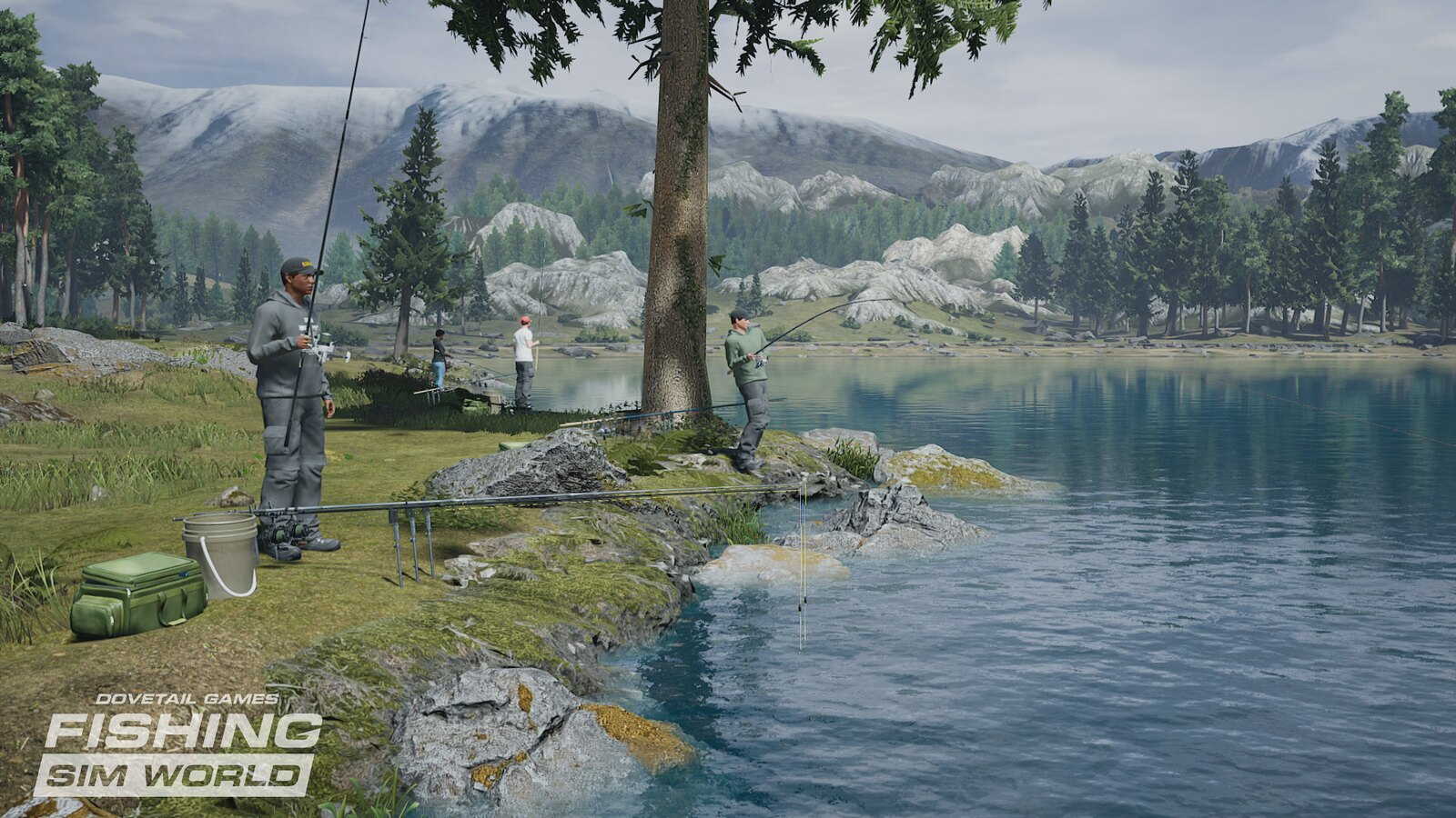 Fishing Sim World Launches Today On PS4 – PlayStation.Blog
